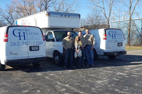 Gregg Heating and Air Conditioning Team