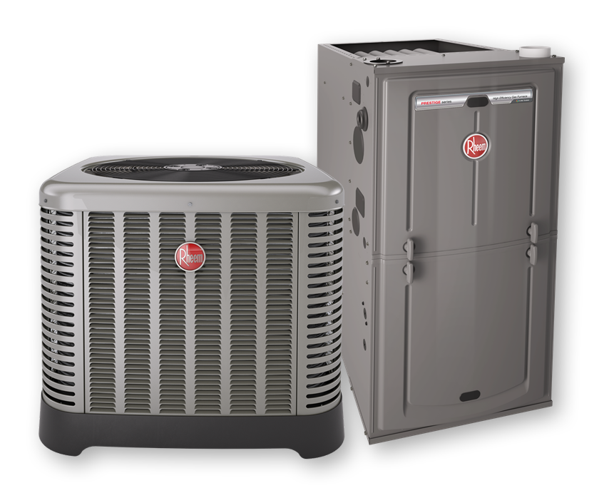 furnaces and air conditioners